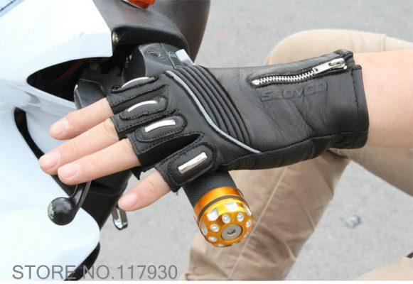 găng tay nam đi xe máy