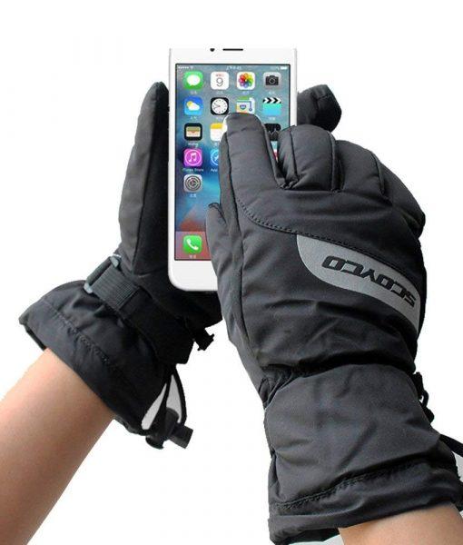 găng tay chống nước chống lạnh scoyco